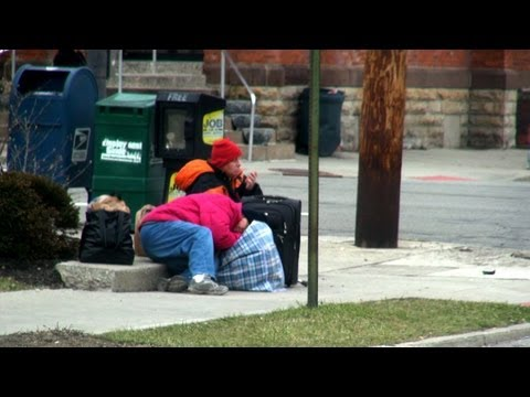 Feeding The Homeless. One Of The Nicest Pranks You Will Ever See
