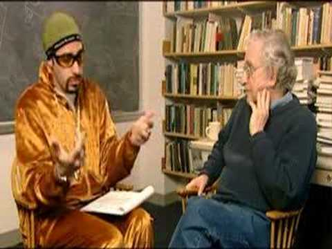 ali g interviews noam chomsky