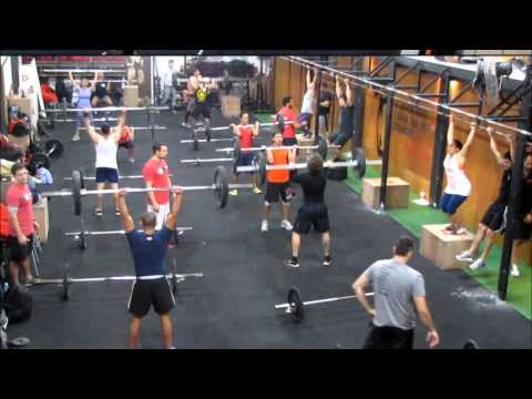 Course Crossfit L1 - Reebok Tuluka - Buenos Aires - 13 e 14/04/13