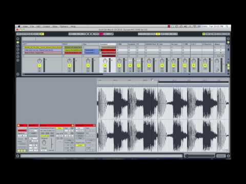 #1 Power Warping Secret in Ableton Live 8 - tutorial