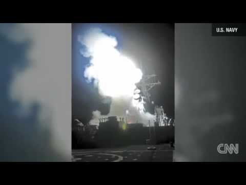 missile launch against Libya