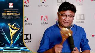 Best Director (Sitcom) Kedar Shinde - TELLYCHAKKAR