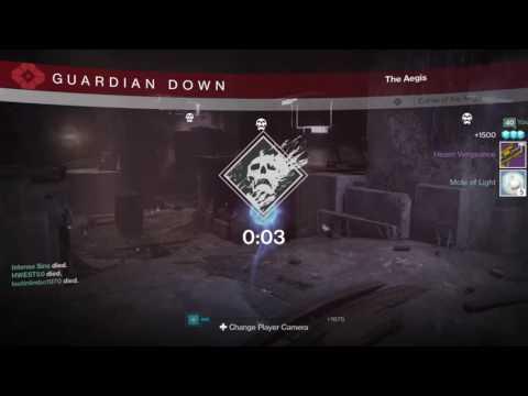 Destiny: DMH Templar Fails