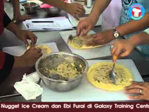 praktek resep frozen food. tristar galaxy training center ruko BSD sektor 7 serpong