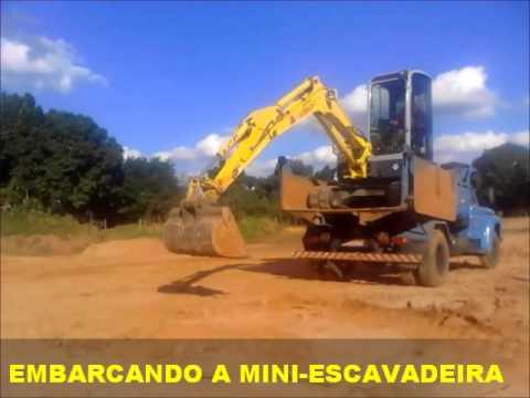 Assovigi - Curso Operador de Mini Escavadeira Hidráulica
