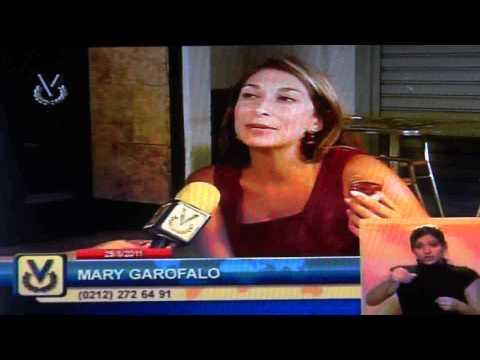 Noticiero Venevisión, Vida y Salud, Ana Alicia Alba entrevista a la Dra. Maria Garofalo