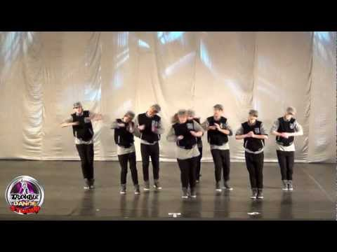 Remember Crew - Finals at Hip Hop International Romania 2013 - 7th place