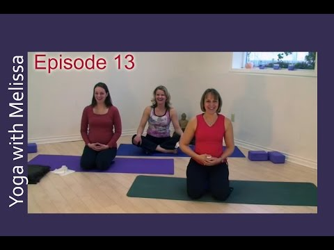 Namaste Yoga 13: Pranayama/Breath Practice with Dr. Melissa West