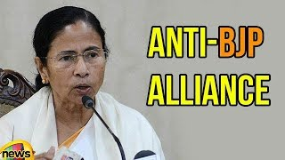 Mamata Banerjee Meets Sonia Gandhi, Opposition Leaders to Stitch Anti-BJP Alliance | - MANGONEWS