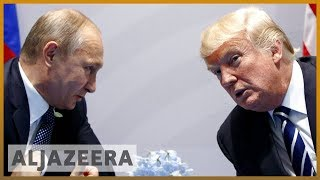 US sanctions Russians over alleged vote meddling - ALJAZEERAENGLISH