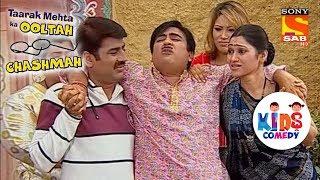 Goli Puts Jethalal In Trouble | Tapu Sena Special | Taarak Mehta Ka Ooltah Chashmah - SABTV