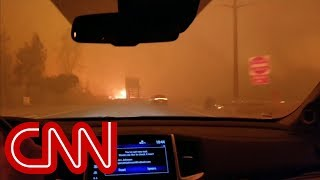 California fire evacuee: All we could do was pray - CNN