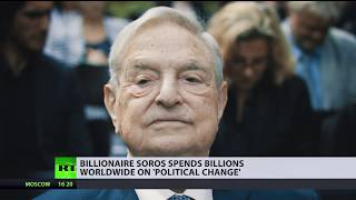 Why does Soros spend millions to elect US prosecutors? - RUSSIATODAY