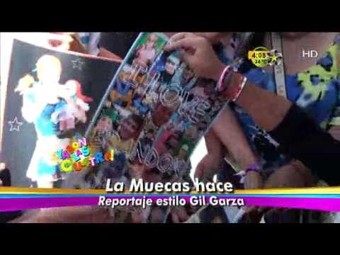 Reportaje de La Muecas en Ya Son Las 4