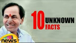 10 Unknown Facts Of CM KCR On His 62nd Birthday | Mango News - MANGONEWS