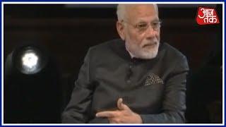 PM Modi की जुबानी, Surgical Strike की कहानी! मोदी से सुनिए- गुस्ताख पाक को कैसे सिखाया सबक? - AAJTAKTV