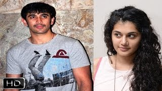 It Doesn't Take Much To Make Tapsee Laugh - Amit Sadh - HUNGAMA