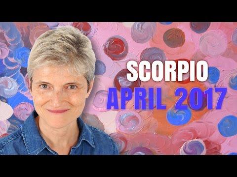Scorpio April 2017 Horoscope | Unlimited Possibilities!