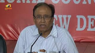 CPI Chief Suravaram Sudhakar Reddy Responds On Amit Shah's Comments During Kerala Tour   Mango News - MANGONEWS