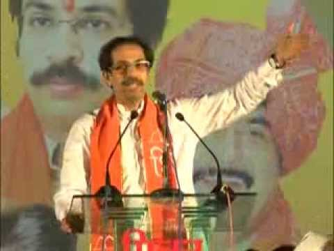 Shivsena Chief hon. Uddhavji Thackeray Speech at Beed : 16-February-2014