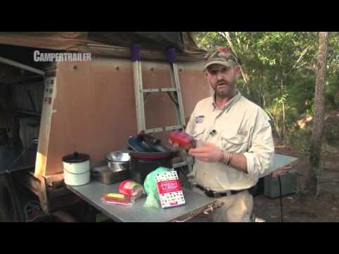 Camping Catering Tips - Top Tourist Parks - Campertrailer Australia