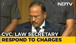 NSA Ajit Doval Interfered In Probe, CBI Officer Tells Supreme Court - NDTV