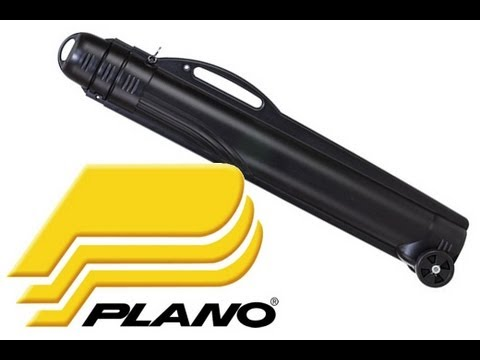 Plano 6508 Jumbo Airliner Rod Case Review