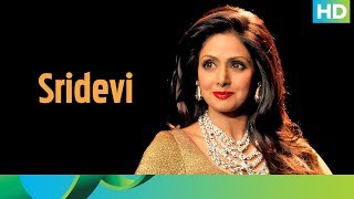 "Remembering India's first female superstar ""Sridevi"" - EROSENTERTAINMENT"