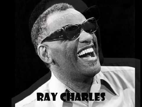"Ray Charles - ""Georgia on My Mind"""