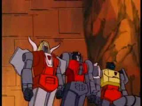 TRANSFORMERS 8vo CAPITULO. EN ESPAOL. parte 1 3 