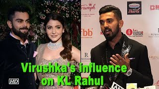 KL Rahul talks about Virushka influence on him - BOLLYWOODCOUNTRY