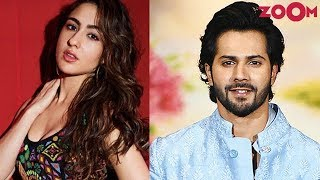 Sara Ali Khan to star opposite Varun Dhawan in Coolie No. 1 remake - ZOOMDEKHO