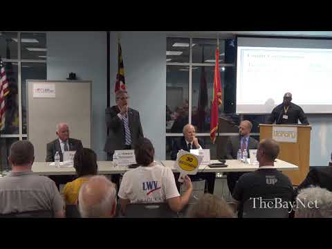 Oct. 2 Candidate Forum: St. Mary's County Commissioners