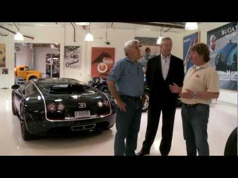 Jay Leno's Garage: Bugatti Veyron 16.4 Super Sport
