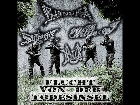 Straight & Barbarossa Feat. Willie J. & Big U - Flucht Von Der Todesinsel