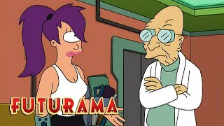 FUTURAMA | Season 4, Episode 10: Pizza, Pizza | SYFY - SYFY