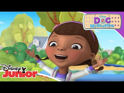 Doc McStuffins - The More You Rest, The Stronger You'll Be!