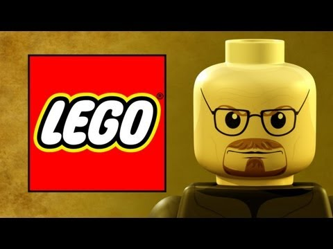 LEGO Breaking Bad The Video Game parody