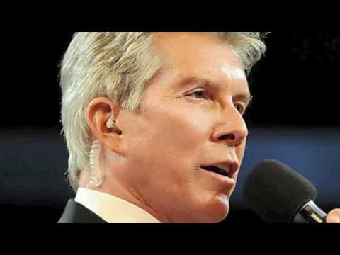 Ring announcer - Michael Buffer - Let's get ready to rumble !