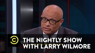 The Nightly Show - Word Blerd - Tonight's Word: Rapist - COMEDYCENTRAL