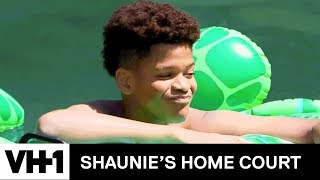 Shaunie Bribes Shaqir With $1,000 For School Shopping 'Sneak Peek' | Shaunie's Home Court - VH1