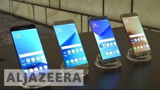 Samsung bids to repair damaged reputation - ALJAZEERAENGLISH