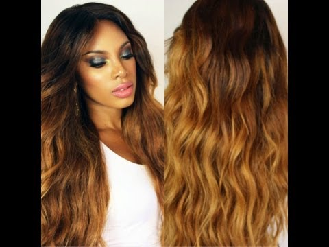 Ombré Hair D.I.Y/ The Virgin Hair Fantasy