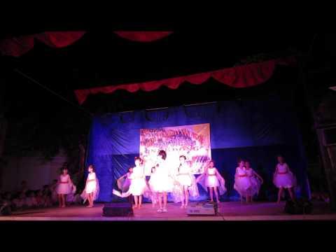 Cánh Chim Tuổi Thơ - Minh Ánh biểu diễn Tổng Kết Hoạt Động Hè Thôn An Trai 2014