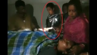 Doctors operate upon woman in torchlight - ABPNEWSTV