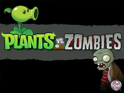 Plants vs Zombies (PC) - Gameplay Minigames  #1 | Gokken???