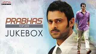 Prabhas Top Hits Jukebox || Prabhas || Latest Telugu Songs - ADITYAMUSIC