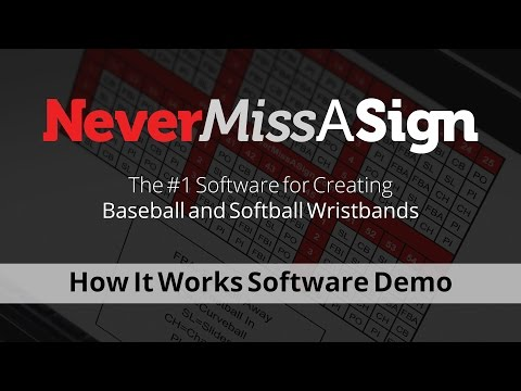 Never Miss A Sign 3.0 Demo - How It Works