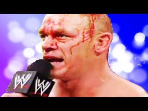 WWE Extreme Rules 2012 REVIEW - John Cena vs. Brock Lesnar (BLOODBATH!)
