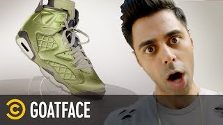 Sneaker Baus: The Rarest Air Jordans - Goatface - COMEDYCENTRAL
